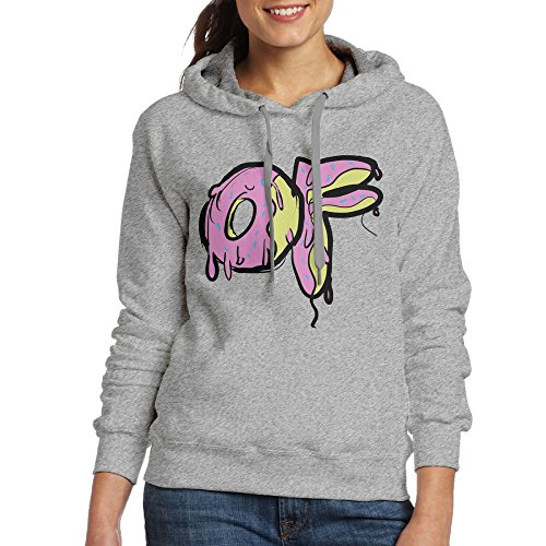 Buzzfeed Couples Costumes (ACFUN Women's Odd Future Logo Hoodie Size XXL)