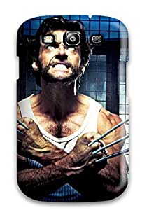 New Style Tpu Case Cover Compatible For Galaxy S3/ Hot Case/ Wolverine