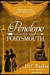 Penelope Goes To Portsmouth (The Traveling Matchmaker series Book 3)