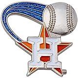MLB Houston Astros Glitter Trail Pin