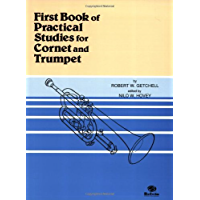 First Book of Practical Studies: Cornet and Trumpet book cover