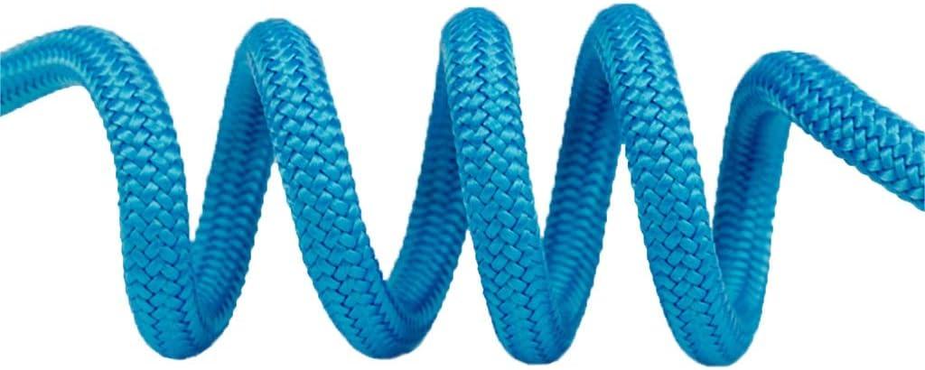 LIINA ロープ 編まれたポリプロピレンの普遍的なロープの厚さ6mm-10m / 30m / 60m / 80m / 100mの安全ロープ (Size : 100m)  100m