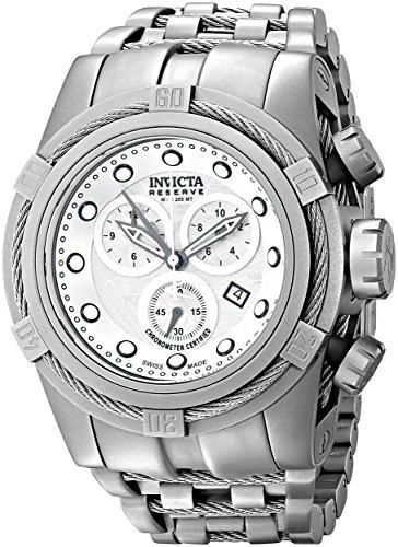 Invicta Men's 12727 Bolt Titanium Watch with Link Bracelet