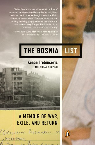 The Bosnia List A Memoir Of War Exile And Return Epub