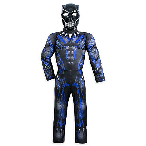 Marvel Black Panther Light-Up Costume for Kids Size 7/8]()