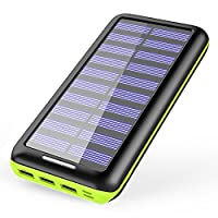 Solar Charger KEDRON 22000mAh Power Bank...