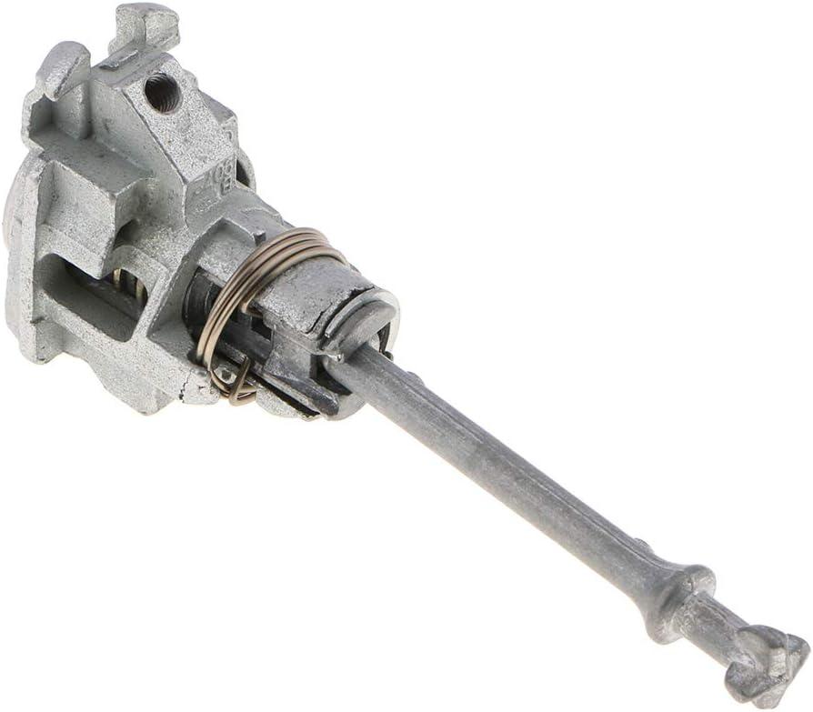 kesoto Left Driver Door Lock Cylinder Key for Toyota