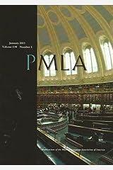 PMLA: January 2013, Volume 128, Number 1 Paperback
