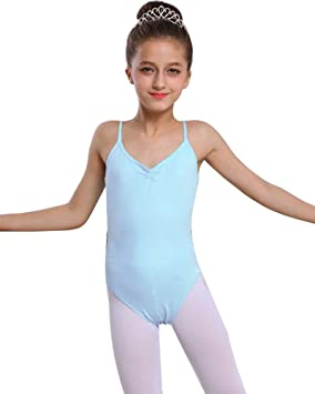 iMixCity Maillots de Danza Ballet Gimnasia Leotardo Clásico ...