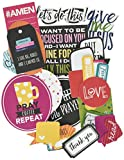 Bella Blvd 1261 Illustrated Faith Basics Paper Pieces Cardstock Die-Cuts, Pop Culture, Multicolor