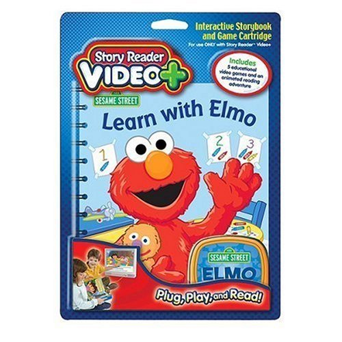 Video International (Publication International Story Reader Elmo Video)