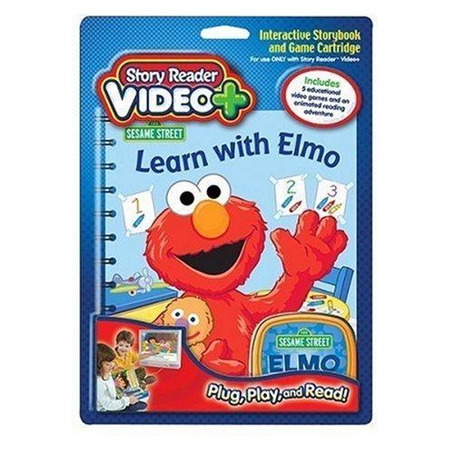 International Video (Publication International Story Reader Elmo Video)