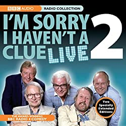 I'm Sorry I Haven't A Clue Live, Volume 2