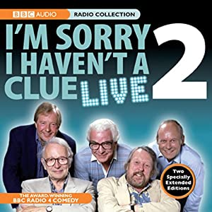 I'm Sorry I Haven't A Clue Live, Volume 2 Radio/TV Program