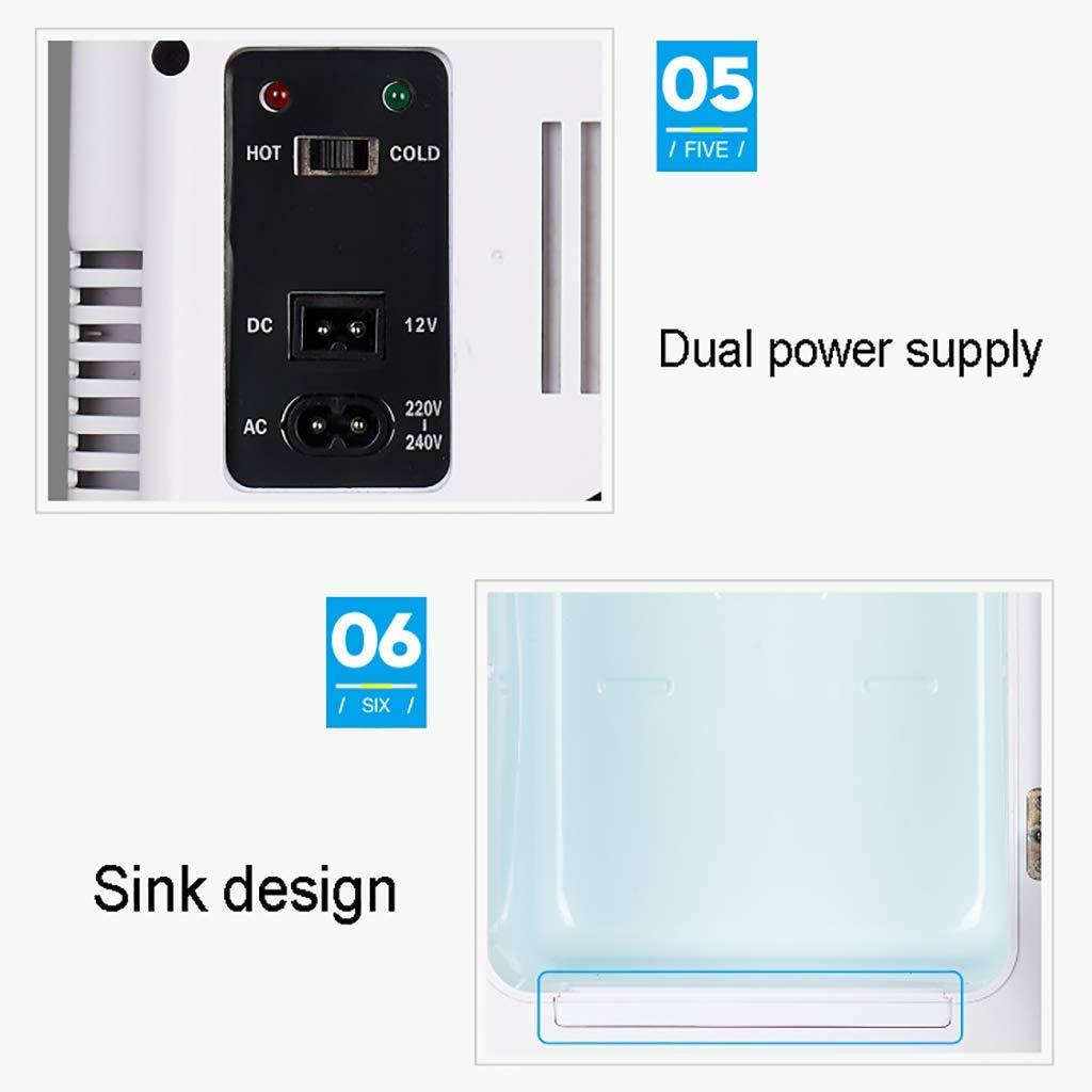 LXDDB 18 litros Refrigerador portátil para Auto Refrigerador para ...