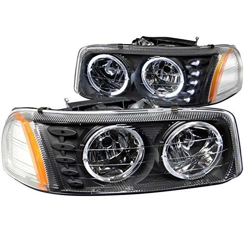 05 denali halo headlights - 6