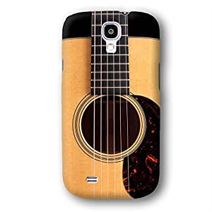 Classic Guitar Six String Acoustic Open Body Samsung Galaxy S4 Slim Phone Case