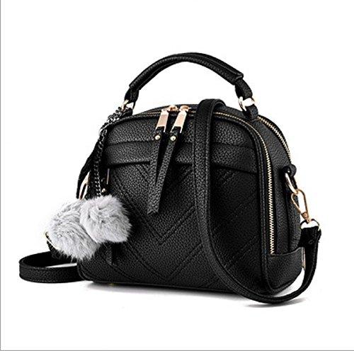 New Feshion Women Handbags, Ladies Top Handal Shoulder Bag, Women Crossbody Bag Black