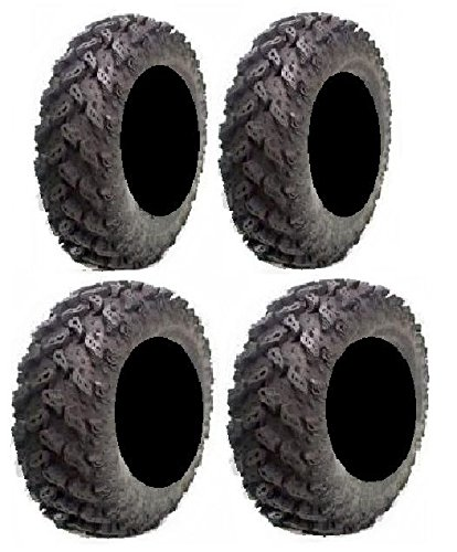 Full set of Interco Reptile Radial 27x9-14 and 27x11-14 ATV Tires (4) (Interco Reptile Tires compare prices)