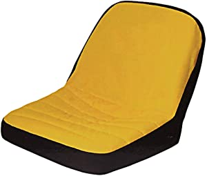 "Kumar Bros USA Seat Cover (Medium) LP92324 Fits John Deere Mower & Gator Seats up to 15"" High"