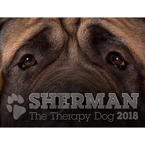 Top 2018 Sherman The Therapy Dog Calendar supplier