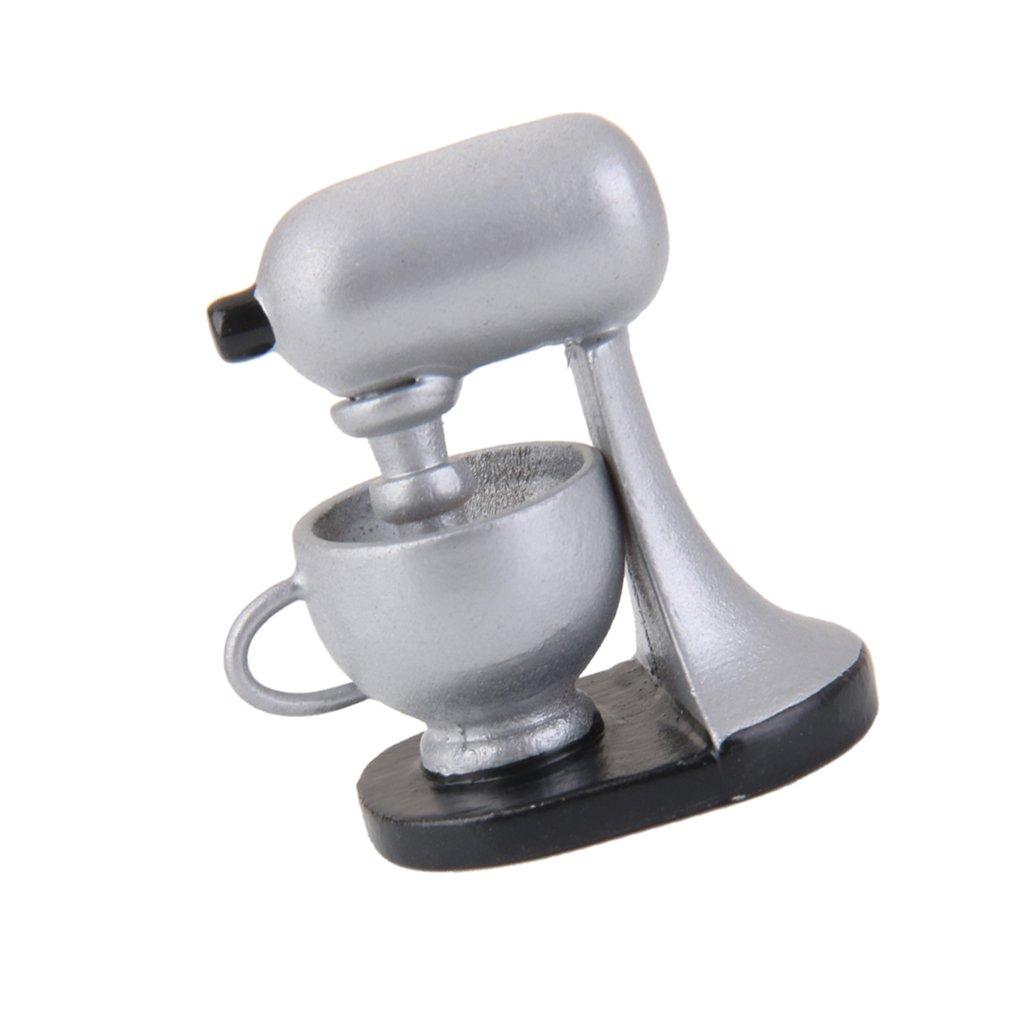 1/12 Dolls House Kitchen Accessory Miniature Classic Coffee Maker Machine Generic