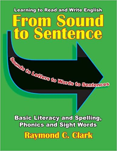 Book From Sound to Sentence