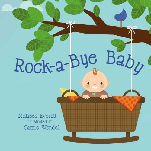 Baby Book Rockabye - Rock-a-Bye Baby (Nursery Rhymes)