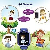 HIWAVA 4G Kids Smartwatch/Kids 4 GPS Tracker