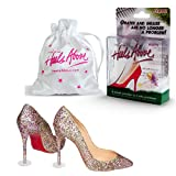 Heels Above Stiletto High Heel Protectors 2 Pair - Clear