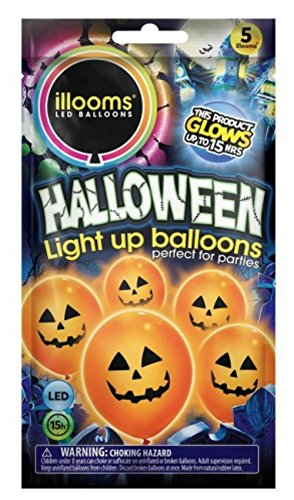 illooms LED Glow in the Dark 9