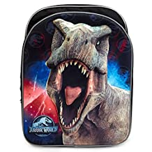 Jurassic World 3D Molded Graphic Backpack