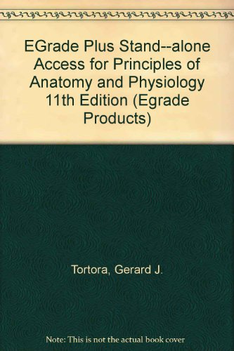 Download egrade plus stand alone access for principles of anatomy download egrade plus stand alone access for principles of anatomy and physiology 11th edition egrade products book pdf audio idqu3wdon fandeluxe Images
