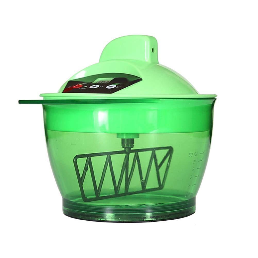 keruite Professional Dyeing Coloring Tool Kit for Hairdressing Dyeing Electric Mixing Bowl Automatic Mixing Bowl Hairdressing Tools Home DIY Mixer Hair Coloring Dye Mixing Tint Bowls Helpful by keruite