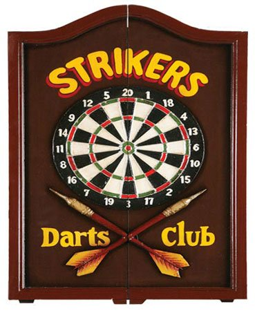 Strikers Dartboard Cabinet by RAM Gameroom