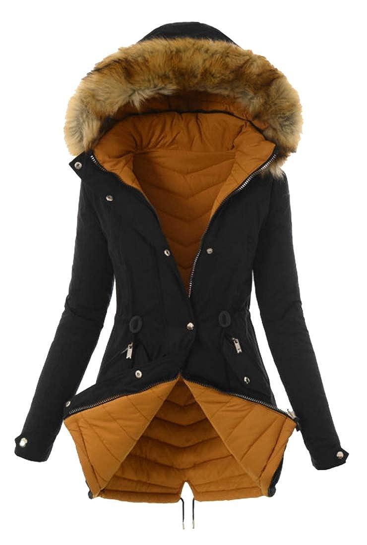 1 jxfd Womens Basic Leopard Print Fashion Coat Blouse TShirt Long Jacket Tops