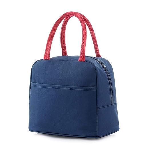 UCYG Bolsa Nevera Termicas Almuerzo con Aislamiento, Lunch Bag Box ...