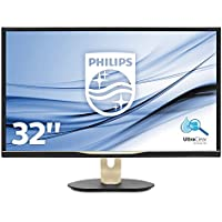 PHILIPS BDM3275UP 32 INCH Monitor 4k IPS LED 3840x2160 VGA DVI HDMI DP Mini DP Speakers 4xUSB Hub + fast charger HA Pivot 100x100 VESA
