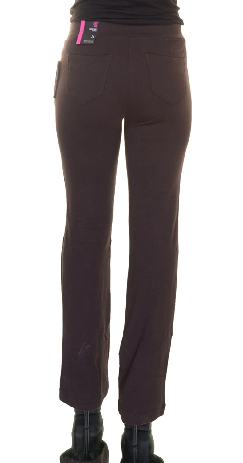 Style&co. Women's Small Elastic-Waist Stretch Pants