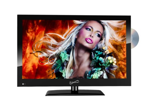 Supersonic SC-1912 19-Inch 60Hz LED-Lit TV, Best Gadgets