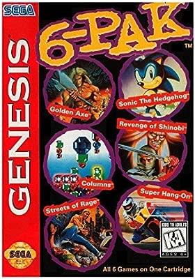 SEGA Sega 6 Pak: Amazon.es: Videojuegos