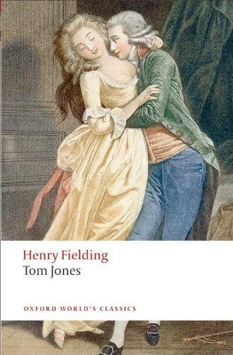 Read Online By Henry Fielding - Tom Jones (Oxford World's Classics) (9/15/08) pdf epub