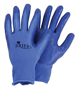Briers womens ladies seedling gardening gloves for Gardening gloves amazon