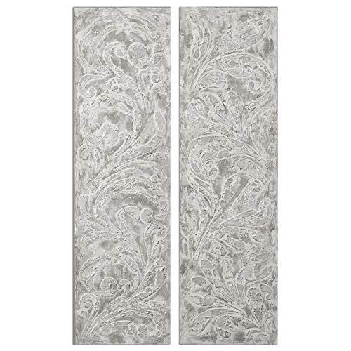 (Uttermost Frost On The Window Wall Art (Set of)