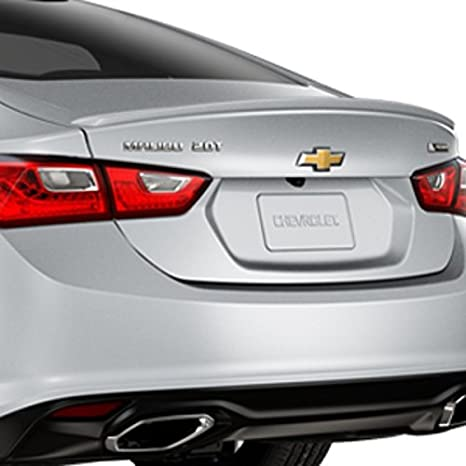 PAINTED FACTORY STYLE LIP SPOILER fits the 2016-18 CHEVROLET CRUZE