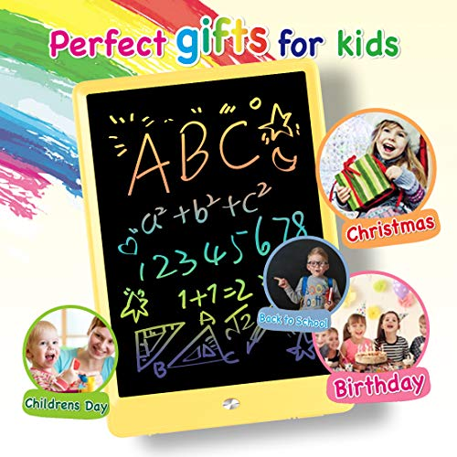 Orsen Drawing Tablet 10 Inches LCD Writing TabletMagnetic Colorful Writing Sketching Pad Doodle