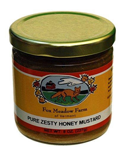 Price comparison product image Fox Meadow Farm Amber Ale Honey Mustard