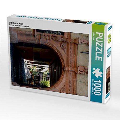 CALVENDO Puzzle Die Heads Haus 1000 Teile Lege-Größe 48 x 64 cm Foto-Puzzle Bild von Ulrike Kröll B01KV793PE Klassische Puzzles Auktion | Abrechnungspreis
