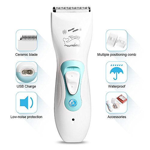 Cutting Hair Clippers - 9