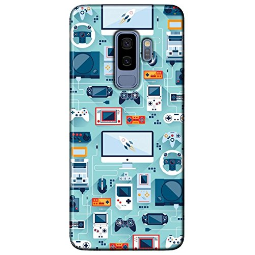 Capa Personalizada Samsung Galaxy S9 Plus G965 - Vídeo Game - VT13